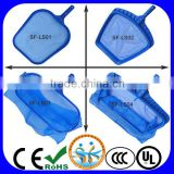 Swimming pool cleaning equipment leaf skimmer
