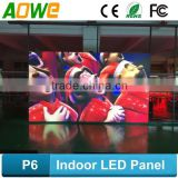 Cheap price indoor advertising led panel screen/ full color led display // LED billboard//