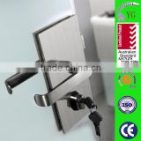 Tempered Sliding Glass Door Lock