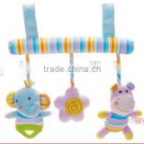 For baby playing baby car hanging baby soft toy