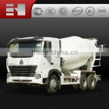 howo transit mixer truck in Philippnes hot sale