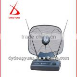HDTV amplifier booster indoor TV antenna with grille
