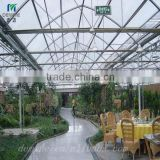 High Light Transmittance PC Solid Sheet for the light-absorptingshade of Ecological Garden