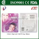 Patent Plastic Clic Emergency reading glasses with square blister packing;Pocket reader;Meet CE,FDA and ISO9001:2008