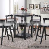 Furniture,table,chair,desk,Entertainment and Home Office,study set,computer table(Queensland Pub Set)