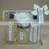 Purchasing Bubble bath and Body Scrub Bath Set