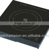 touch model black crystal cooking appliances 4 display build-in induction furnace