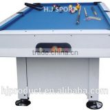 Economic classic high quality 8' mdf+slate billiard pool table, auto ball-return system.