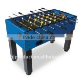 Wooden indoor football table indoor babyfoot game table table football price