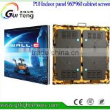 smd full color p10 indoor LED panel electronic led display