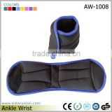 best selling Extremely high quality cast iron sand bag ankle weight / weight lifting ankle straps