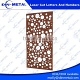 Metal Decorative Screens Decorative Metal Panels Exterior Steel Laser Cut Decorative Screen