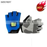Gaciron Cycling Gloves with Shock-absorbing Foam Pad Breathable Half Finger Bicycle Riding Gloves Bike Gloves