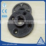1/2 inch iron pipe fittings floor flange vintage/cheap floor flange dn15