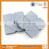 easy moving adhesive teflon pad/ PTFE furniture glides