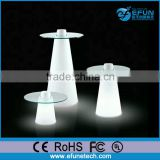wholesale modern led furniture led table led chairs,indoor cafe tables and chairs