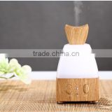 Health care product wooden grain electrical aroma diffuser/ultrasonic humidifier/essential oil diffuser