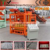 brick making machine in sri lanka,QTJ4-26 concrete hollow block brick making machine using hydraulic in Cameroon