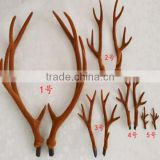 christmas decoration plastic deer foam antlers