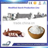 Modified tapioca starch production line
