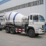 diagram of concrete Mobile cement mixer truck with High Quality