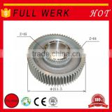 Good quality FULL WERK automatic transmission spare parts small rack and pinion gears