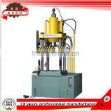 Y28-350 T Four Pillars Double Action Deep Drawing Hydraulic Press Machine For Rubber Vulcanization