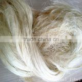 Gypsum material 100% rubber fibre natural raw bleached textile uv ug grade sisal fiber price