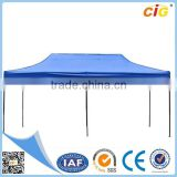 6M x 3M Blue pop up outdoor heavy duty tent