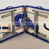 used beauty massage table ,2 section Aluminum massage table,folding massage table
