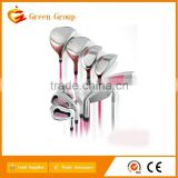Uesd Golf Club and Complete Golf Equipment custom designed for golf