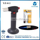 CALIBRE 35ml bbq torch lighter creme brulee burner micro torch micro lighter gas welding torches YZ-812
