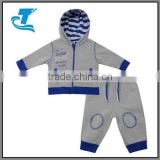 Hottest Grey Hooded TrackSuit Baby