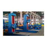 High frequency box - beam / H-beam Production Line / adjustable End Face Milling Machine