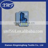 Luxury Clothing Woven Label tyvek clothing label