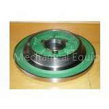Casting machine parts - dia 800mm forging steel elevator traction wheel for hydraulic tool