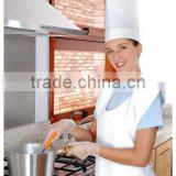 Restaurant accesories hot sale 2013 promotional cheap paper/pp nonwoven chef hat for unisex