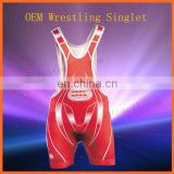 Runtowell 2013 ful sublimation custom wrestling singlets/youth wrestling singlet/sublimated wholesale wrestling singlet