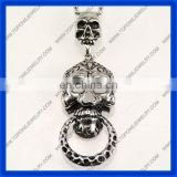2014 Men's Special Design China Gothic discount stainless steel jewelry Manufacturers