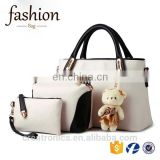 Lady Fashion Handbag Newest Pictures Designer Brand Cheap Bags Manufacturers Tote Bag Set 2016 wholesale handbag china