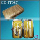 6pcs hot fashion gift purse size nail clipper kit CD-JT087