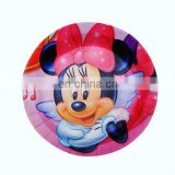 "Fashion disposable 7"" cheap round party plates,dinner dishes"