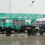 400m trailer mouted water well drill rigs