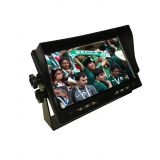 truck 7inch heavy duty LCD Monitor 3CH input 9~36V power input