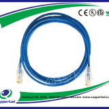 UTP Cat.6 Patch cord 28AWG (Soft and flexible suitable for data center)