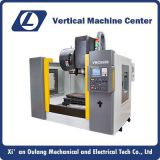 Vertical Machining Center Specifications