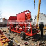 75TPH Sand Sieving Machine for Nigeria