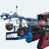 Best Selling New Condition Combine Hand Tractor Fresh Ginger Harvester Machine