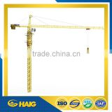 tower crane mast section free standing height