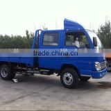 1 to 10 tons right hand drive type double cabin truck for Bangladesh, Sri Lanka etc. market